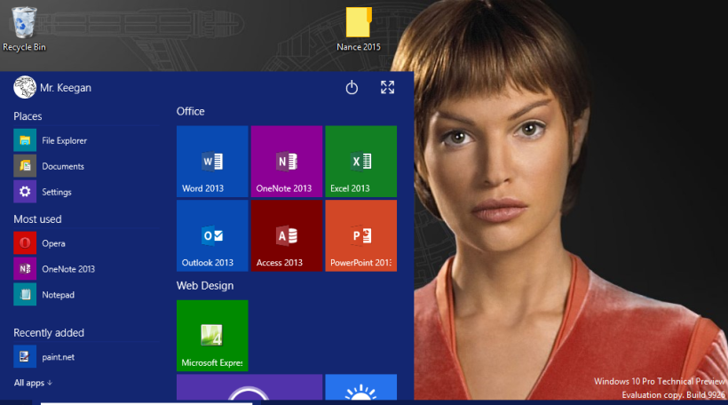 windows 10 technical preview installation